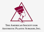 American Society for Aesthetic Plastic Surgery Inc Logo