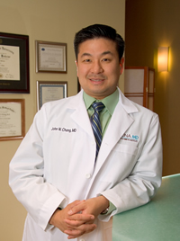 Dr. John W Chang Cosmetic Surgeon Miami
