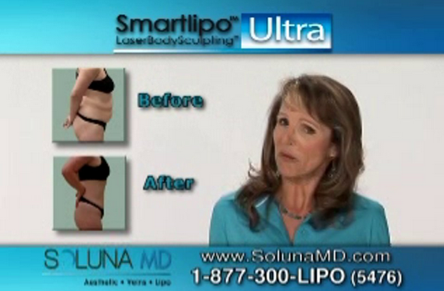 Soluna MD Smartlipo Ultra TV Commercial